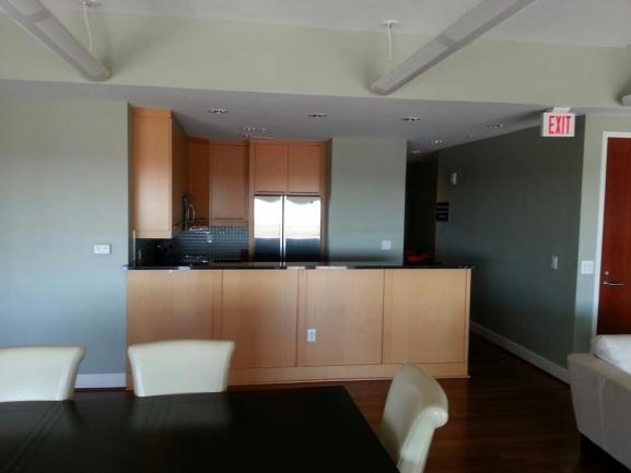 common room Kitchen